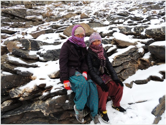 Chadar Trek Winter Tuition Leh