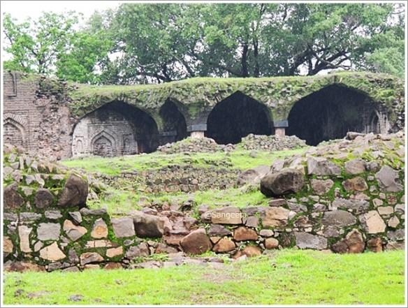 Mandu Ruins Chorkot Mosque