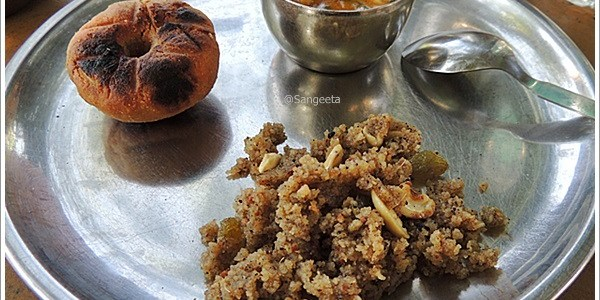 Fiery Red and Soothing Sweet ~ Tale of 2 Tastes from Rajasthan