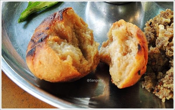 Tastes of Rajasthan - Dal Baati Jaisalmer