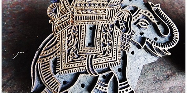 The Art of Block Printing !!