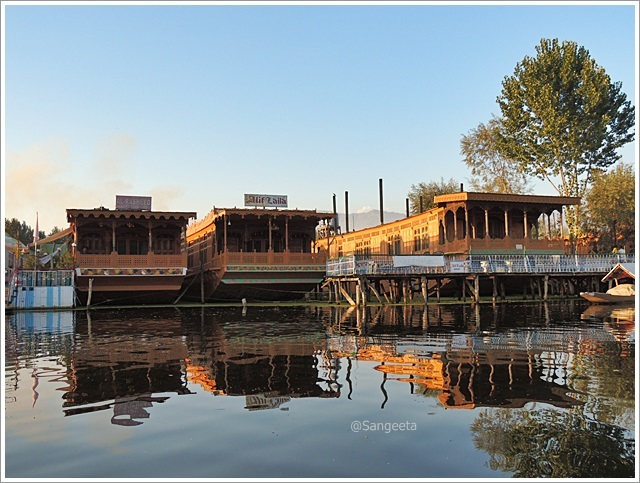 Dal Houseboat