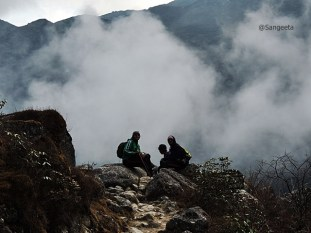 Goechala Trek with Wildboots; Thansing