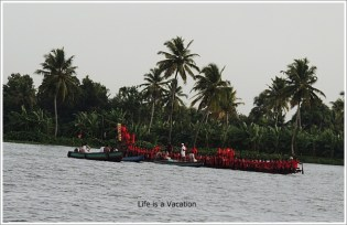 Boatride Backwaters Kerala Alleppey