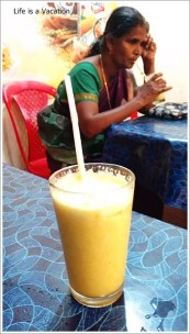 Pineapple Juice in Alleppey Kerala