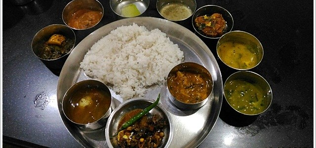 Manipur Cuisine on my Plate