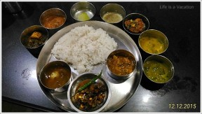 Manipur Cuisine Meithei Thali Luxmi Kitchen Imphal