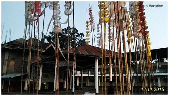 Loktak Lake- Moirang Temple