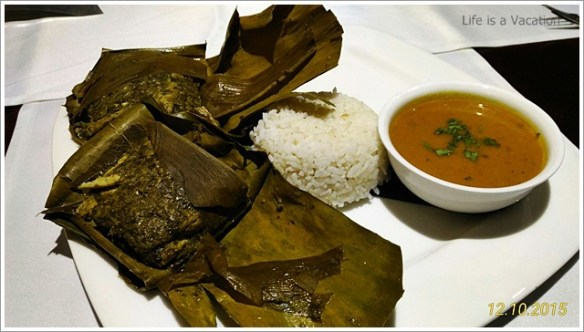 Manipur Cuisine Steamed Fish
