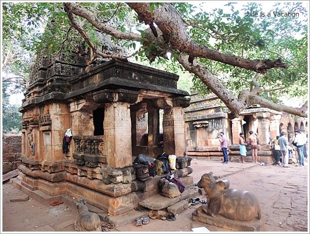 Mahakuta Temple Complex Badami