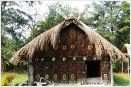 Manipur Andro Cultural Village