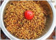 North Karnataka Cuisine in Mahakuta Temple