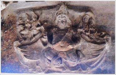 Badami-Cave3-Dwarapalak