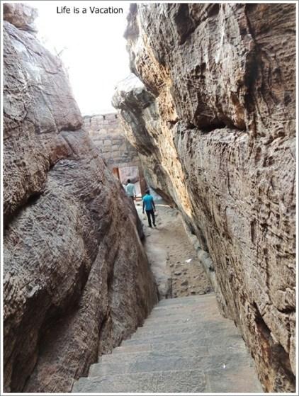 Badami Fort Trek Shivalaya