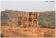 Badami Fort Trek Lower hivalaya