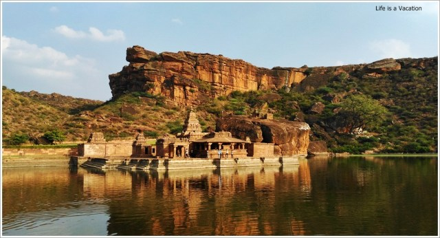 Bhoothnath Temple in Badami