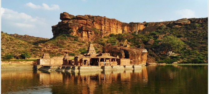 Surreal Bhoothnath Group of Temples in Badami