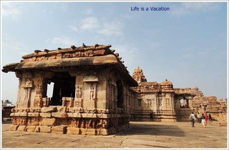 Pattadakal Virupaksha Temple
