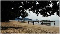 Gokarna Om Beach