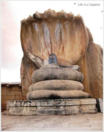 Lepakshi Temple Complex in Andhra