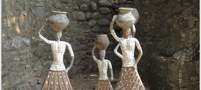 Waste to Creation ~ Rock Garden Chandigarh