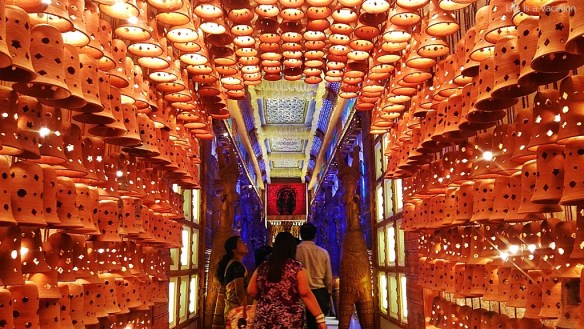 10 Best Kolkata Durga Puja 2016 - Uday Sangha