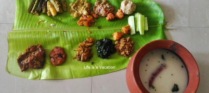 "Relishing ""Pakhala Bhat"" with best of Odiya Cuisine"
