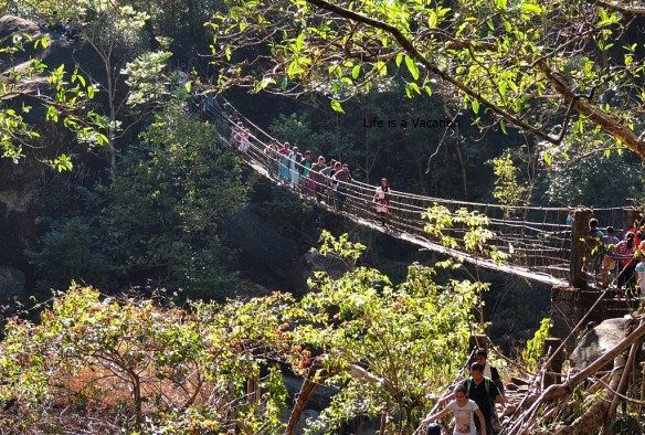 Double Decker Root Bridge - Cherrapunjee Meghalaya