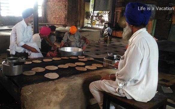Golden Temple Amritsar Langar