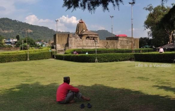 Temples in Kangra - Baijnath