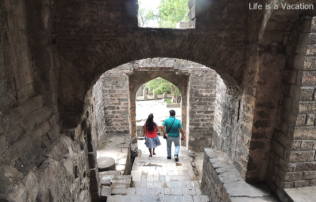 A Short Hike up Kangra Fort and Brush with History