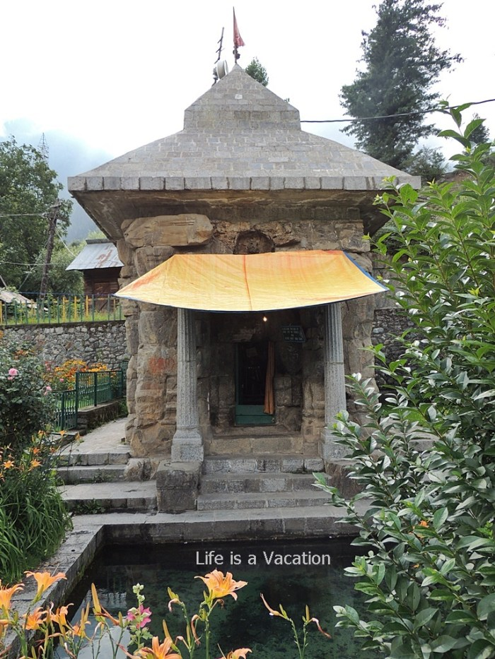 Temples of Kashmir-Mamaleshwar Pehelgam