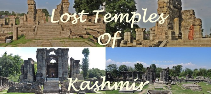Lost Temples of Kashmir~Architectural Excellence Ruined with Time