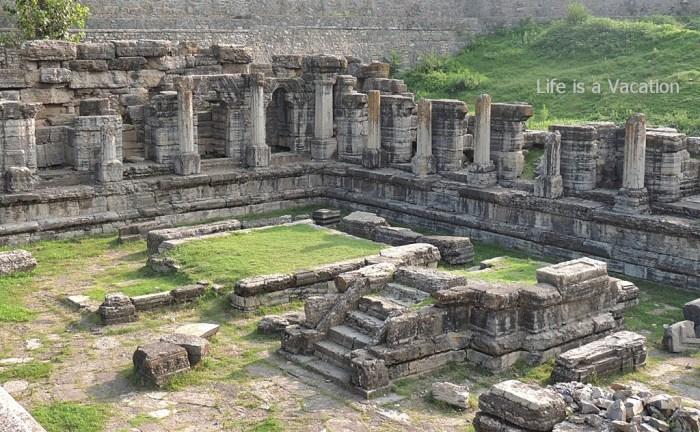 Temples of Kashmir-Avantiswami