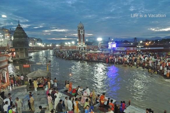 Alaknanda River-Haridwar