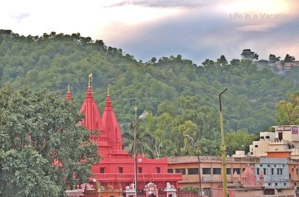 Haridwar Trip-Bholanath Sevashram