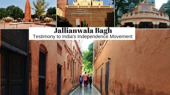 Visit to Jallianwala Bagh is a connection to India's Independence