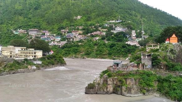 Alaknanda River-Karnaprayag
