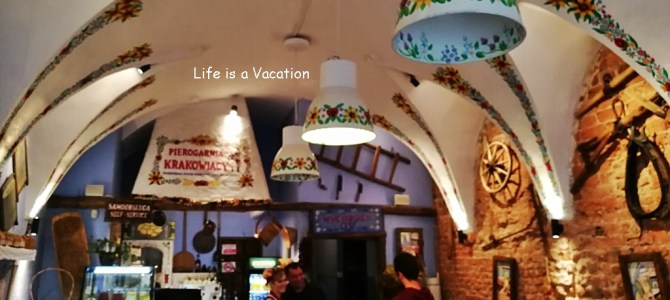 Culinary Experience in the Milk Bars of Krakow