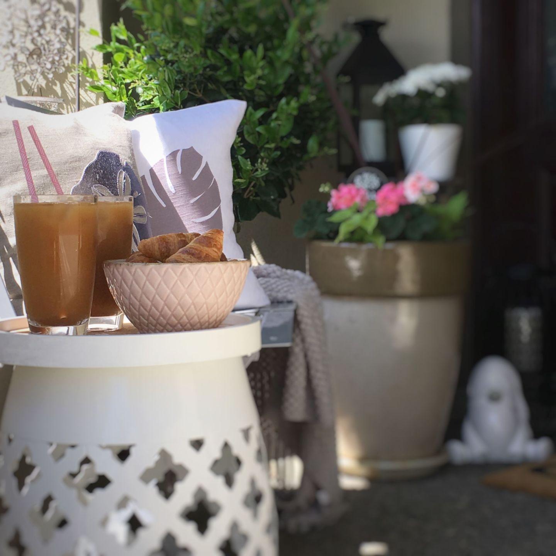 Summer Porch & Succulent DIY