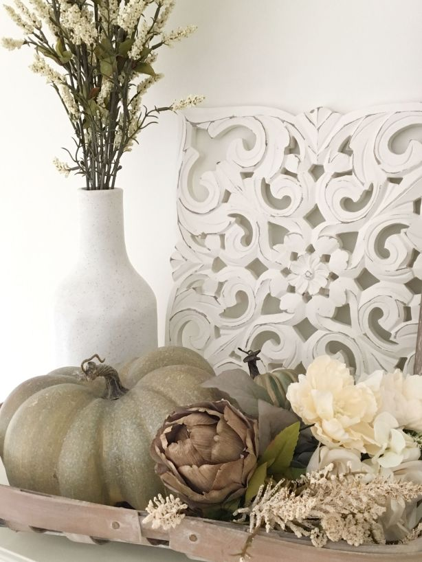 Fall Console Table 22