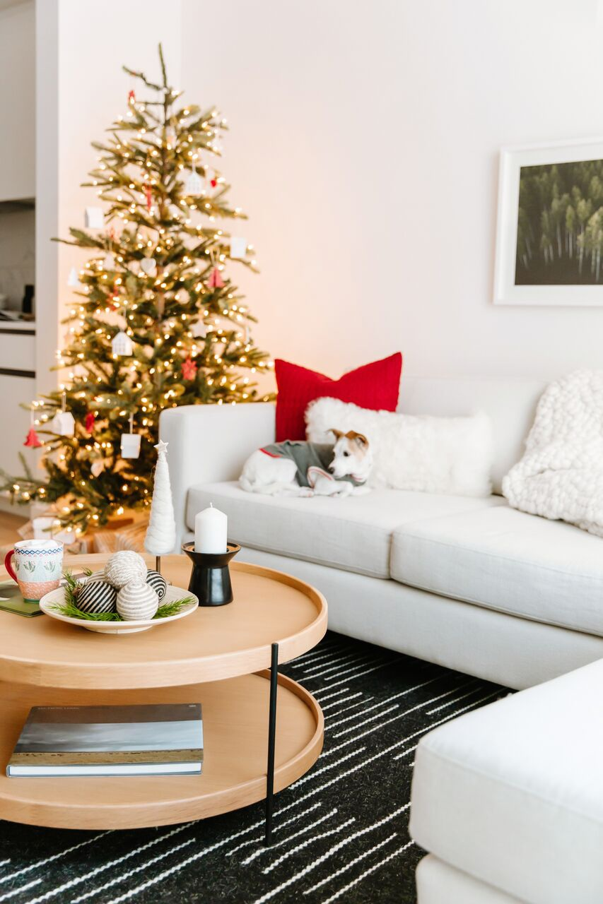 A Scandinavian Christmas at Aalto Townhomes