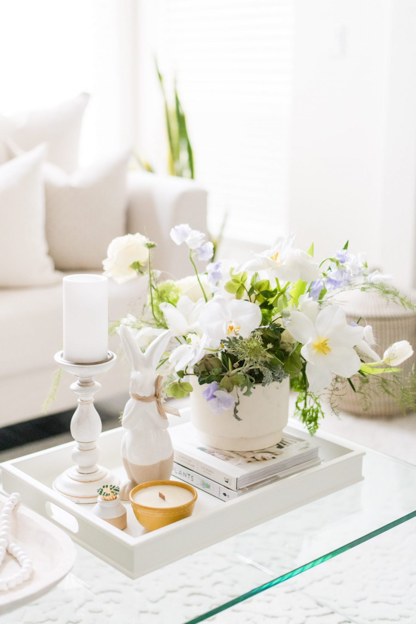 Simple and Pretty Easter Decorating Ideas