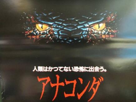 映画アナコンダのあらすじとネタバレ解説!巨大ヘビ好き必見!!