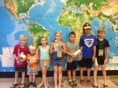 WordServe Kids takes a field trip to the offices of Living Water International to learn more about the water crisis and how they can help.