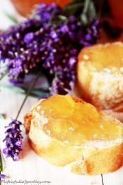 Lavendelgelee