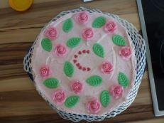 Himbeer-Sahne-Torte von Melanie W.