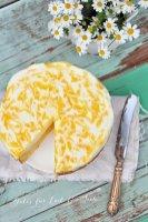 Joghurt-Zitronen-Törtchen von Renate von Gutes für Leib und Seele http://www.gutesfuerleibundseele.blogspot.co.at/2014/06/joghurt-zitronen-tortchen.html