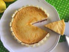 White Chocolate Cheesecake mit Lemon Curd Strudel von Anita von olles Himmelsglitzerdings http://himmelsglitzerdings.blogspot.de/2014/06/white-chocolate-cheesecake-mit-lemon.html