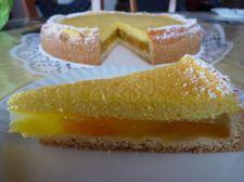 Zitronen-Aprikosen-Kuchen mit Schmandguss von Katja S.